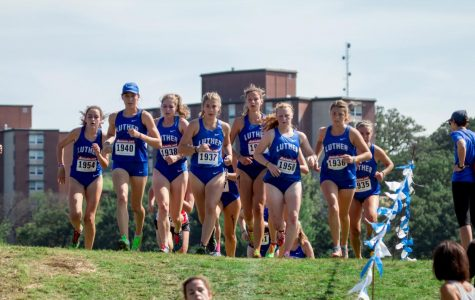 Women's and Men's Cross Country  finish fourth at conference meet