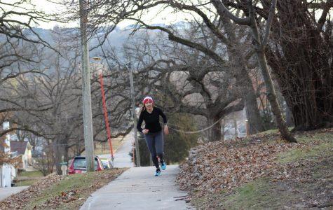 Women running alone after Mollie Tibetts's death