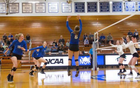 Luther Volleyball drops two matches before conference tournament