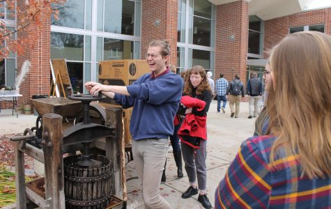 The Center for Sustainable Communities hosts Harvest Festival