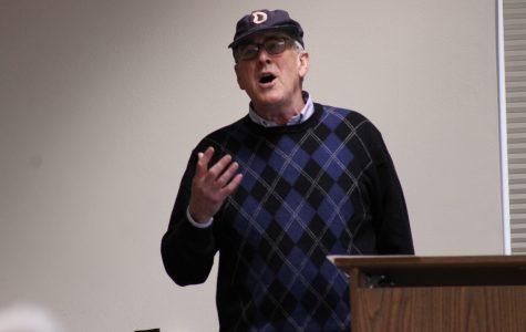 John Moeller speaks on lessons learned through baseball