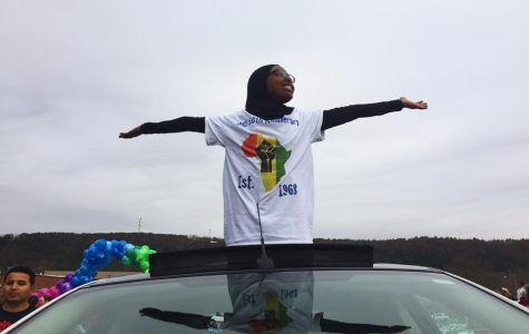 BSU: Providing a sense  of belonging for Black students over the years