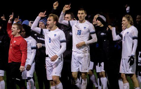 Men's Soccer captures ARC title