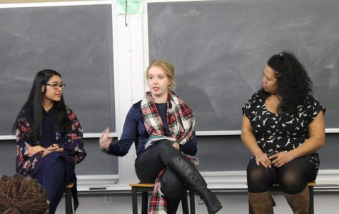 Students reflect on previous international leadership work