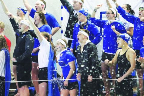 Swim & Dive face national rivalry at championship meet