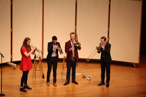 The Westerlies: Four friends offer new perspectives on chamber music