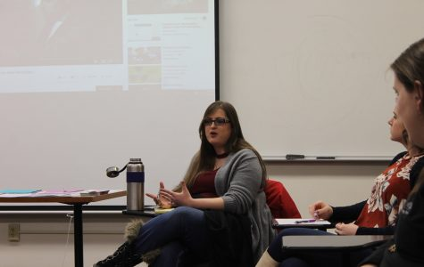 "Counseling Services hosts discussion on Netflix show ""You"""
