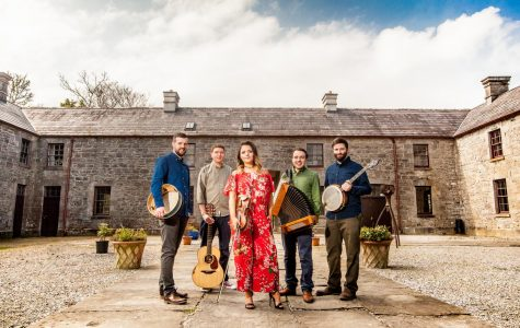 Goitse: Five musicians bring the tradition of Irish music to Luther