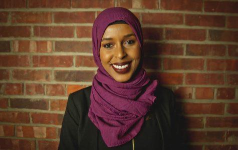 Alum Kadra Abdi ('08) discusses life after Luther