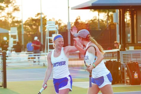 Tennis heats up in the Sunshine State
