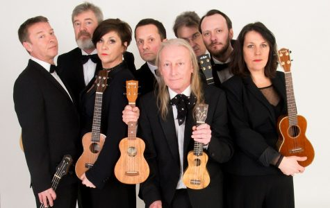 The Ukulele Orchestra of Great Britain visits Luther