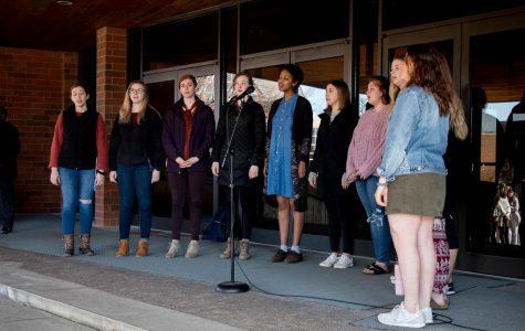 Vigil held to honor victims