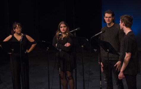 Luther presents the first Student Directed One-Act Play Festival
