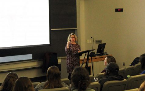 Amy Speier gives fertility and globalized health care lecture