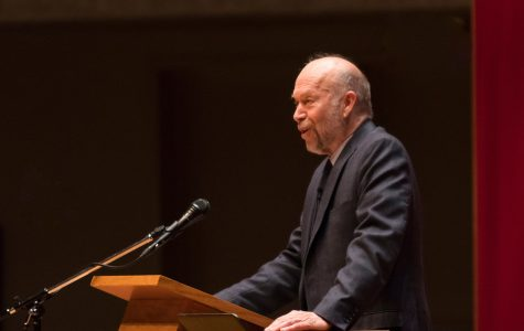 CLIMATE JUSTICE WEEK: James Hansen lectures on climate change