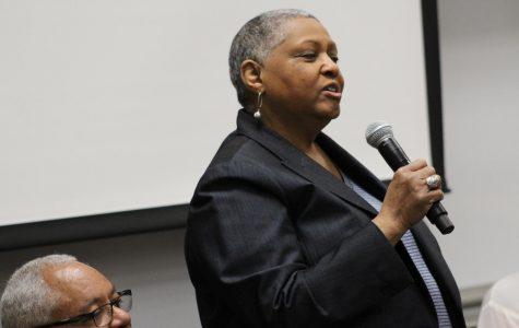 Barbara Fuller ('72) delivers biology colloquium