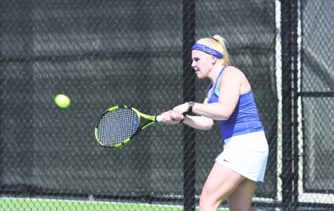 Men's & Women's Tennis compete at National Tournament