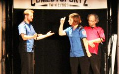 Comedy Sportz kicks off homecoming events