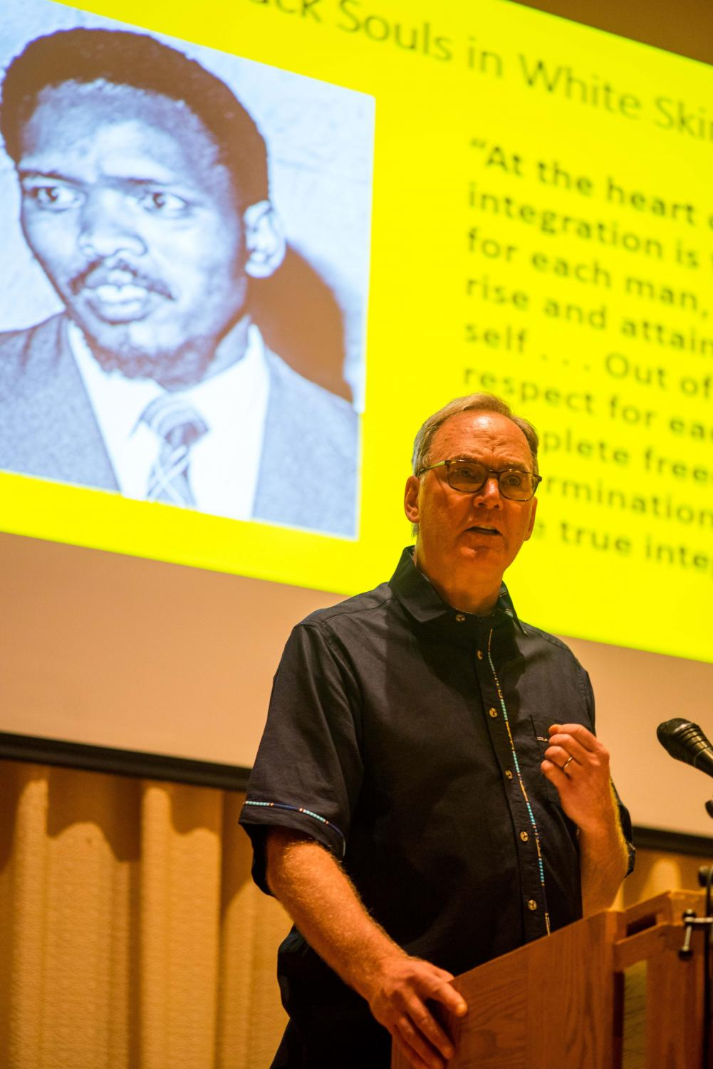 Professor of English Martin Klammer discusses Steve Biko's life and leadership during the Black Consciousness Movement.