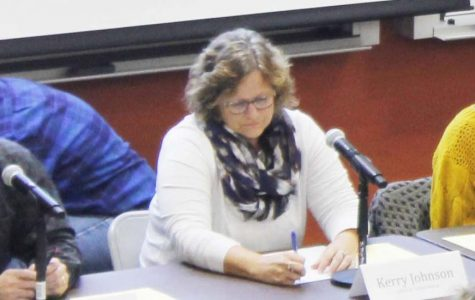 Luther hosts local candidate forum