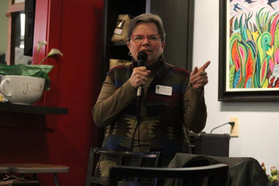 First open community forum held at Java John's