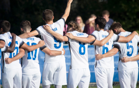 Luther men's soccer is 13-4-1 this season.