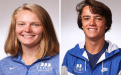 Vera Lindhorst ('20) and Ian Kelly ('23) qualify for cross country national meet