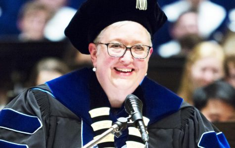 Jenifer K. Ward inaugurated as President of Luther College