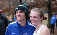 Luther Cross Country sends two runners to nationals
