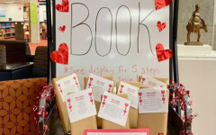 """Blind Date with a Book"" promotes healthy habits"