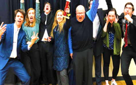 Luther Mock Trial team qualifies for Nationals