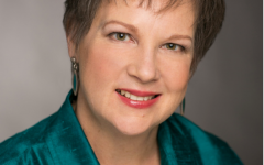 Portrait of Dr. Emily Ellsworth. Photo courtesy of Luther College website directory.
