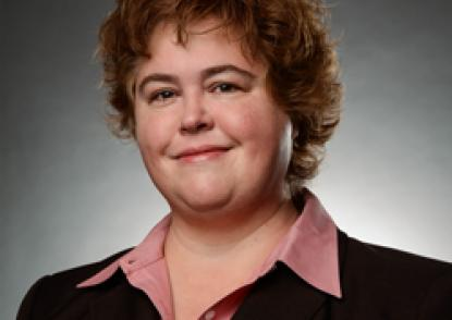 Headshot of Bonnie Gunzenhauser, Ph.D, dean of the College of Arts and Sciences at John Carroll University Photo courtesy of jcu.edu
