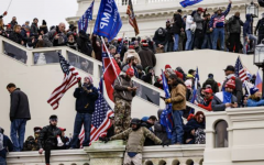 Rioters stormed the Capitol building in Washington DC on January 6, 2021. Photo courtesy of CNBC.com