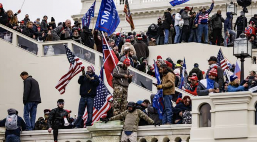 Rioters+stormed+the+Capitol+building+in+Washington+DC+on+January+6%2C+2021.+Photo+courtesy+of+CNBC.com