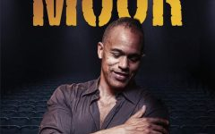 Keith Hamilton Cobb on the American Moor play poster. Photo courtesy of americanmoor.com