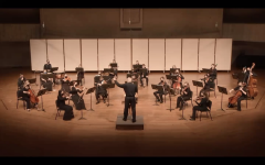 The Luther College Chamber Orchestra, conducted by Professor of Music Daniel Baldwin, performed for a virtual audience on Sunday, January 24th.