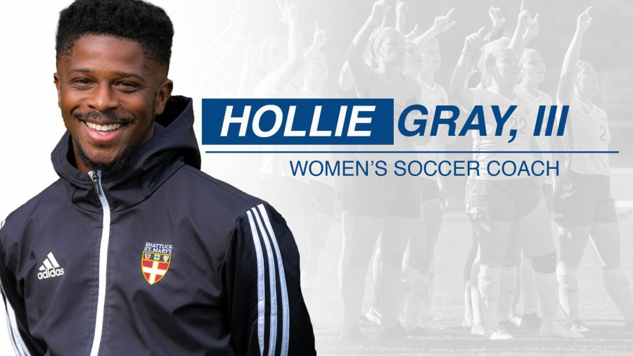 Gray began his head coaching duties on March 8, and will be the fifth women's soccer coach in school history since 1989.