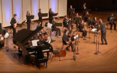 Luther College Jazz Band performed