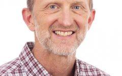 Jon Jensen ('89) (Headshot courtesy of Luther College).