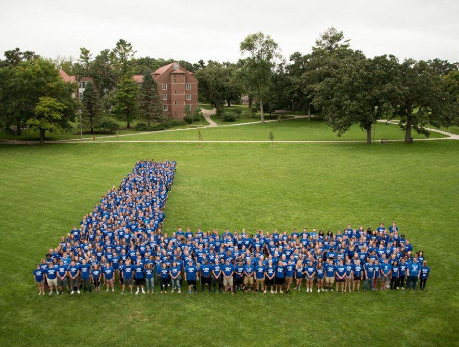 The+Class+of+2020+in+their+first+year.+%28Photo+by+Will+Heller+16%29